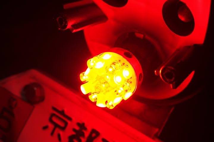 カブ LEDテールランプ