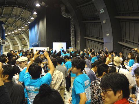 JAWS FESTA Kansai 2013 懇親会
