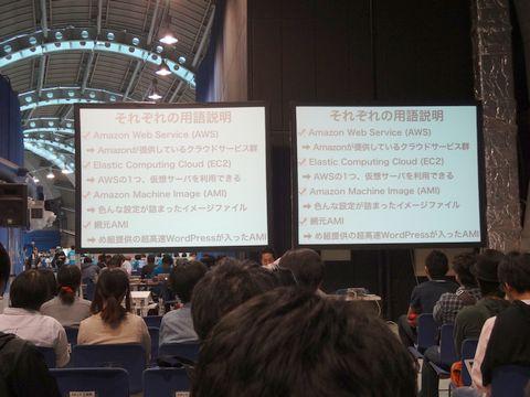 WordBench大阪 森川琢磨さんセッション
