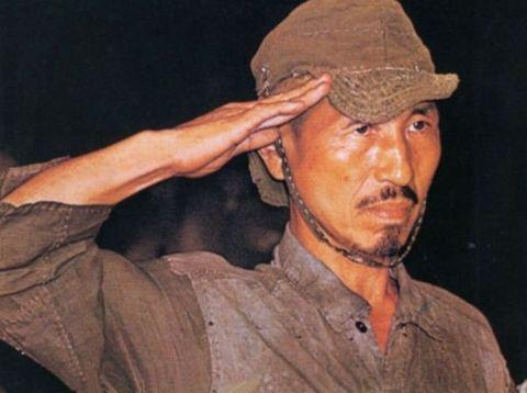 小野田寛郎さん ルバング島から帰国