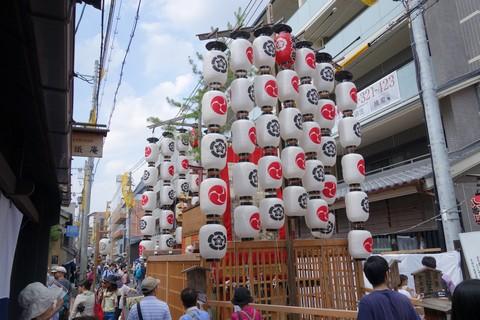 祇園祭後祭 八幡山