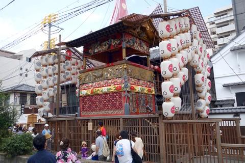 祇園祭後祭 北観音山