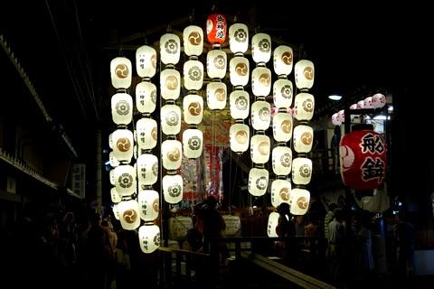 祇園祭2014 前祭宵山初日 船鉾