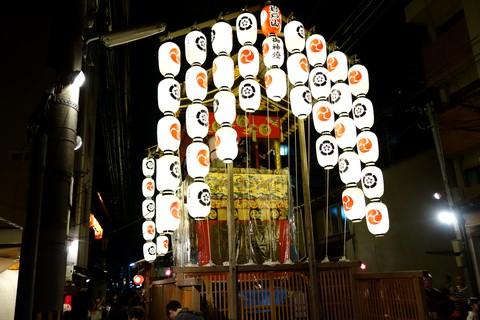 祇園祭 前祭宵山初日 岩戸山