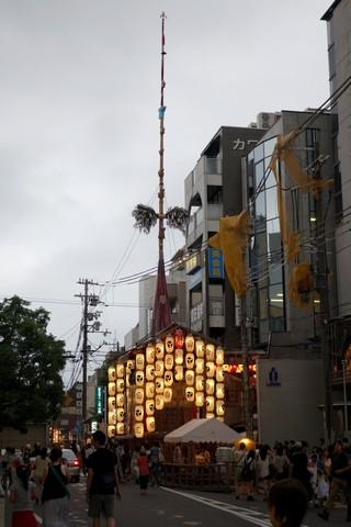 祇園祭前祭 鶏鉾