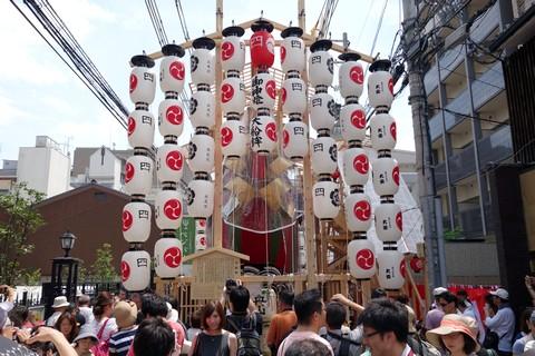 祇園祭 後祭宵山 大船鉾