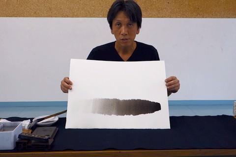 水墨画家篠原貴之 ネット水墨画塾