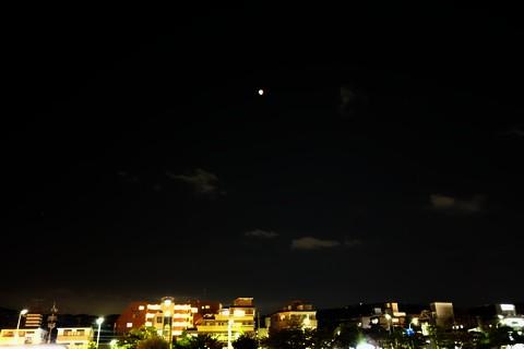 10月8日皆既月食