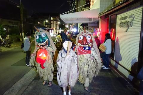 一条百鬼夜行2014 台湾妖怪村の妖怪