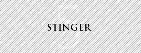 STINGER5 ロゴ