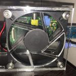 マイコン温湿度計
