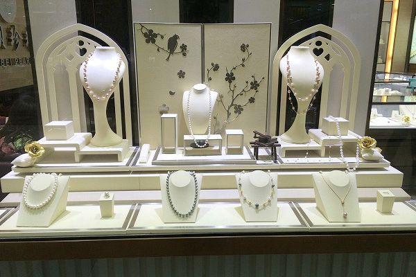 華東国際珠宝城 真珠販売店