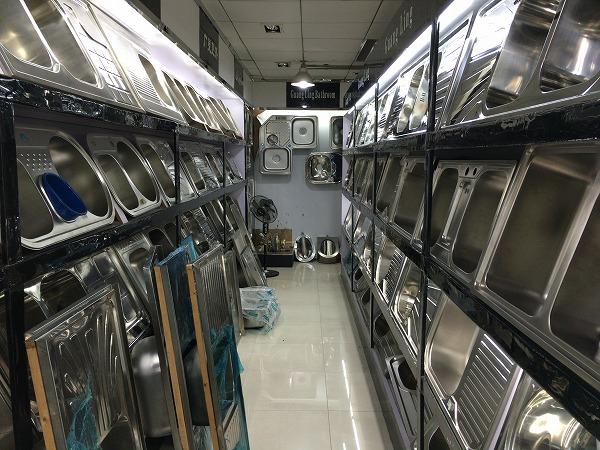 義烏国際商貿城 住宅設備機器