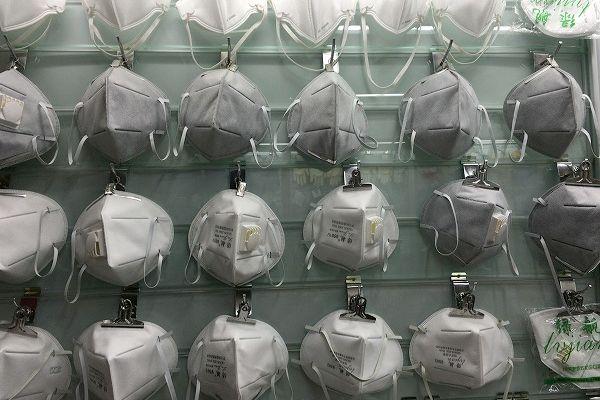 義烏国際商貿城 マスク