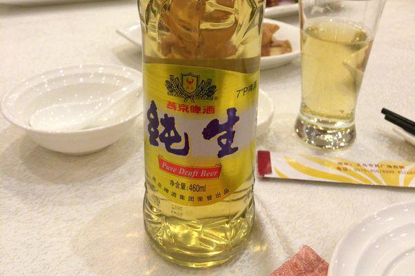 中国 ビール