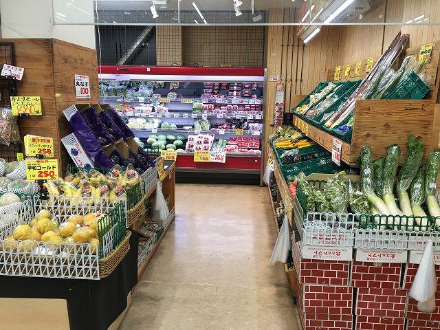 エーコープ京都中央 岩倉店 野菜売り場