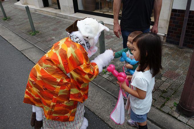 モノノケ市 妖怪と子供