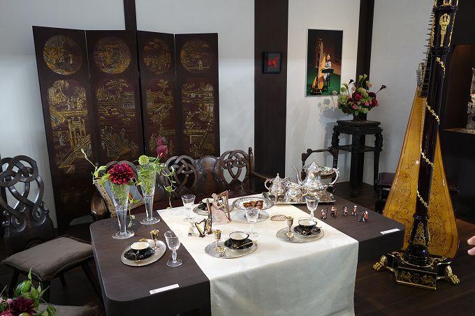 テーブルウェアフェスティバル テーブルコーディネート