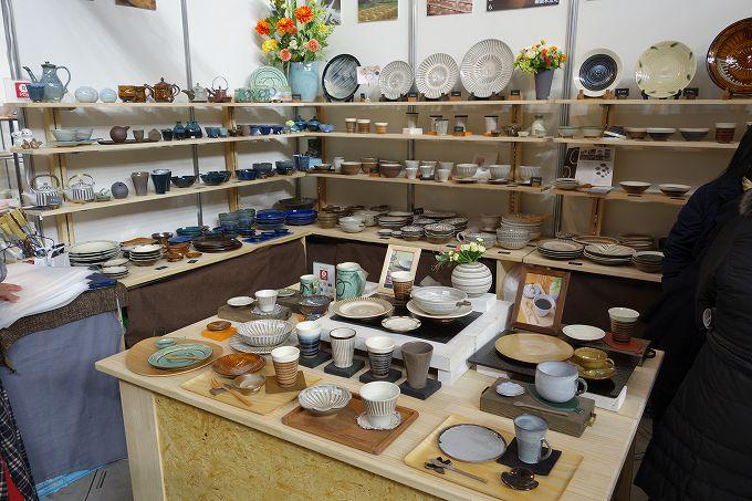 テーブルウェアフェスティバル 陶器