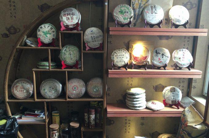 杭州 餅茶