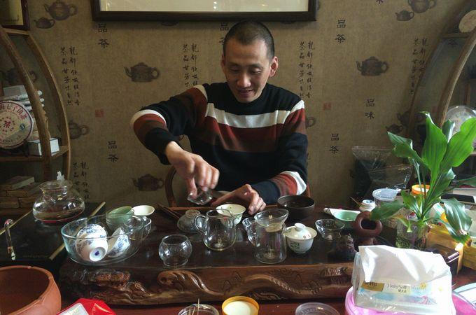 杭州 お茶屋