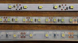 LEDテープライトを照明に使おう 配線と取り付け
