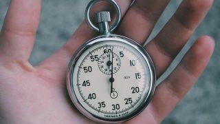 ギガファイル便のアップロードとダウンロード時間を計測する