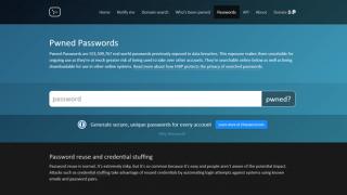 Pwned Passwordsで過去のパスワード漏洩をチェックする